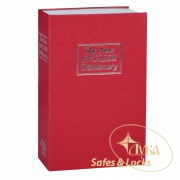 Safe book, English dictionary TS 0309M with combination lock