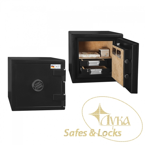 Safe burglar-fireproof LUKA BNS MT-2E jewelry