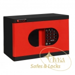 Furniture safe GRIFFON MS.17.ЕЕ RED