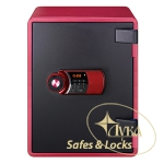 Fire-resistant safe EAGLE YES-031RD
