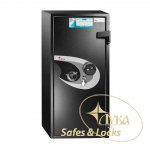 Safe Burglar-proof LUKA BNS 2T-2B