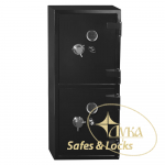 Burglar and fireproof safe LUCA BNS 4T-2ЕKL